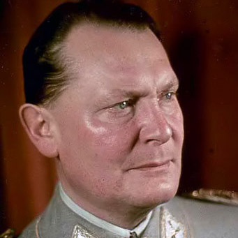 a biography of hermann goering the second man in the third reich