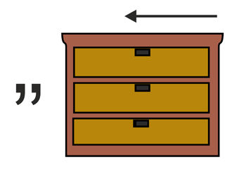 Пример ребуса ДОМ