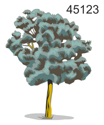 Пример ребуса НАСОС
