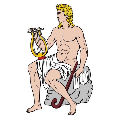 Греческий бог аполлон в картинках