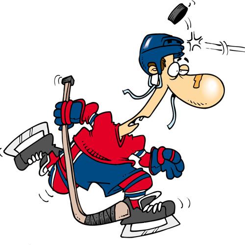 Прикольные открытки про хоккей, открытка розами днем