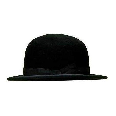 шляпа чарли чаплина картинка пластиковых пакетов относительно