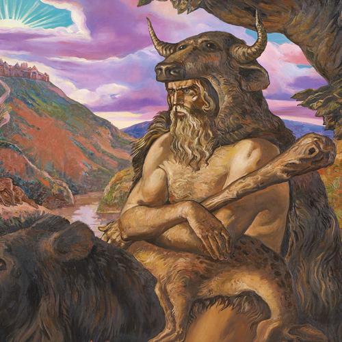 Древнегреческий бог 6 букв 2 и
